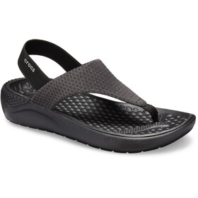 Crocs LiteRide Mesh - Sandalias Mujer - negro